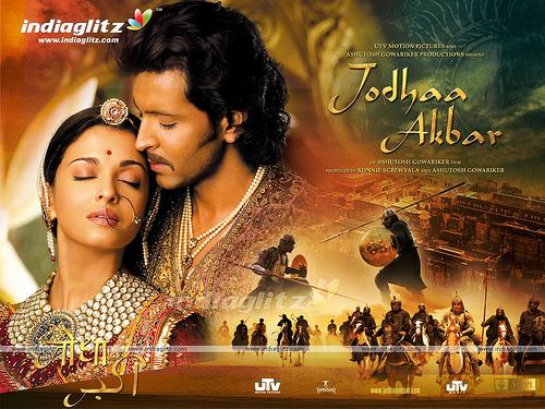 Filme indiene jodhaa akbar (2008).
