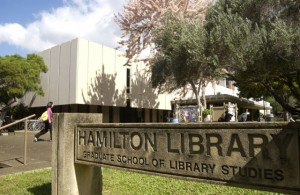 Photo of Hamilton Library