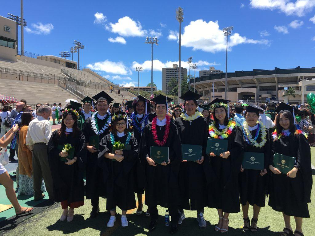 photo of 2019 MA graduates