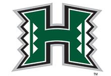 UH Manoa athletics logo