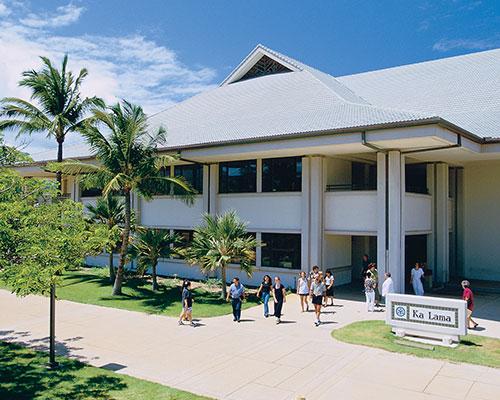 Maui Campus Building