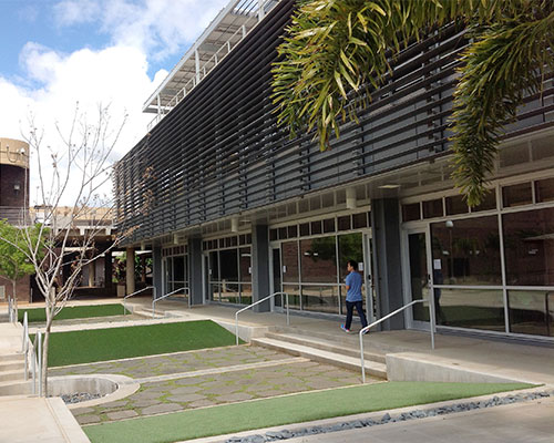Leeward Campus Building