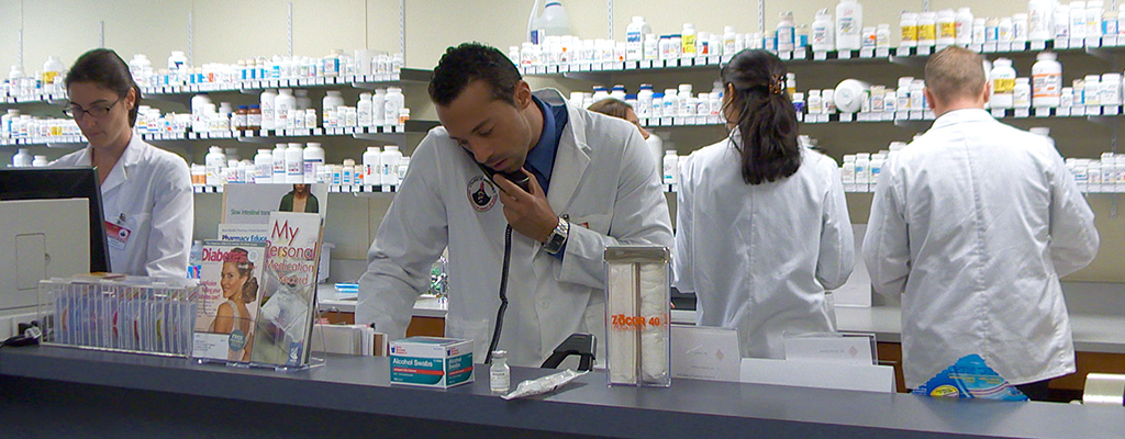 pharmacy students
