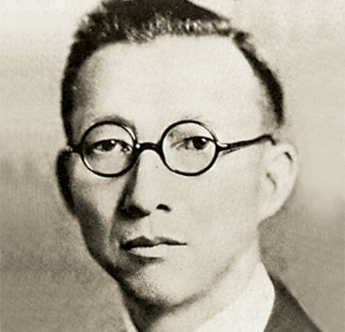 William Kwai Fong Yap portrait