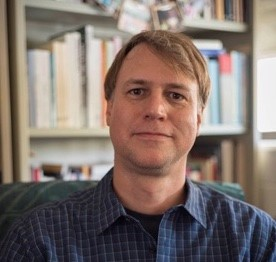 Photo of Associate Professor Paul Lavy