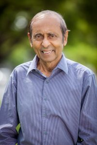 Photo of Professor Wimal Dissanayake