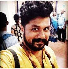 Photo of Srijith Sandaram