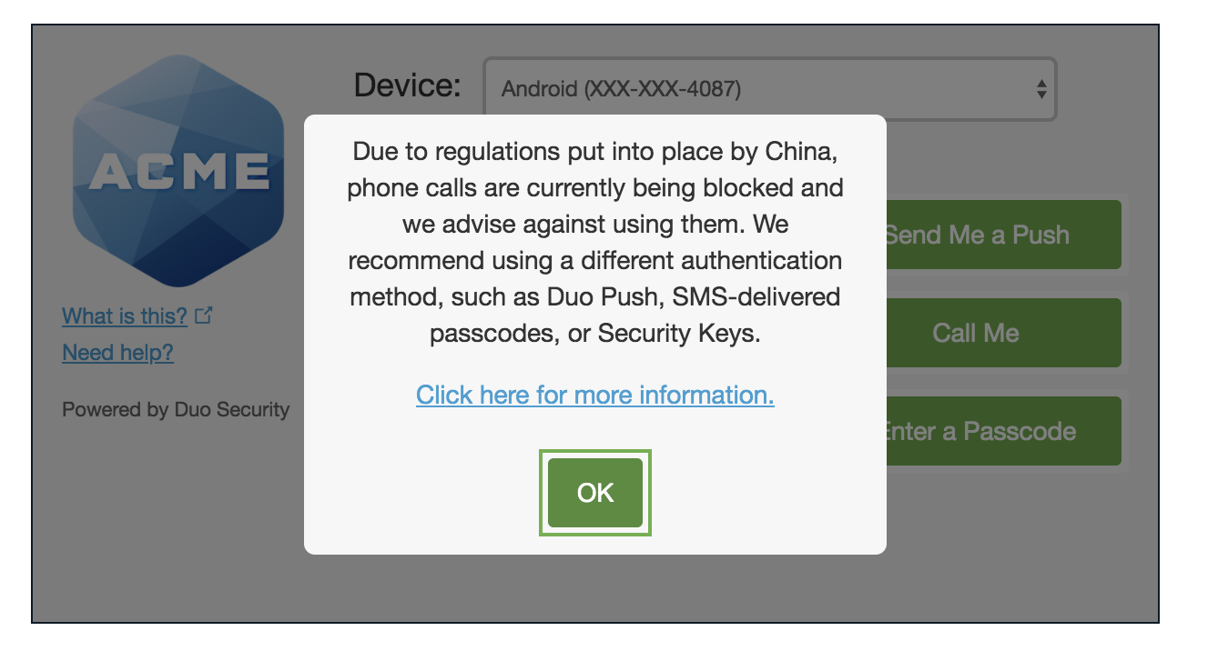 UH Login Multi-Factor Authentication (MFA) - Which