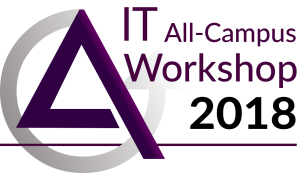 IT All Campus Workshop 2018