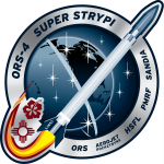 U.S. Air Force Operationally Responsive Space Office Patch