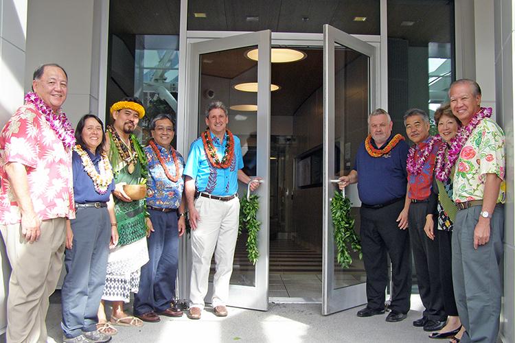 ITC Open House Reception