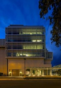 ITC Exterior - Night View