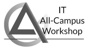 T All-Campus Workshop Logo