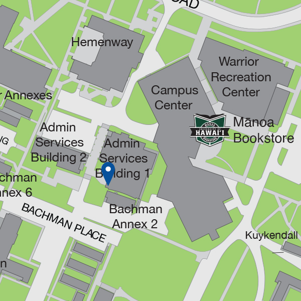 Campus Mail Services location