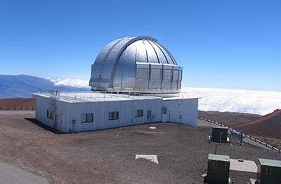UH assumes ownership of United Kingdom Infrared telescope