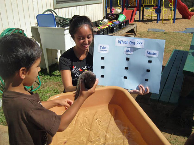 UH Maui College first in state to achieve early childhood