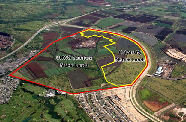 Developer For UH West Oʻahu Village Project Identified