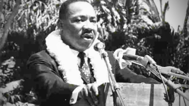 Martin Luther King Jr. at the University of Hawaii