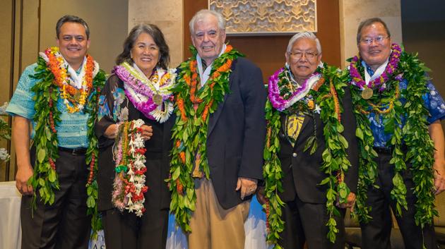 Distinguished Alumni Honored For Achievements