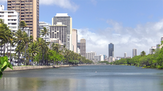 Students Around The World Challenged To Make The Ala Wai Awesome