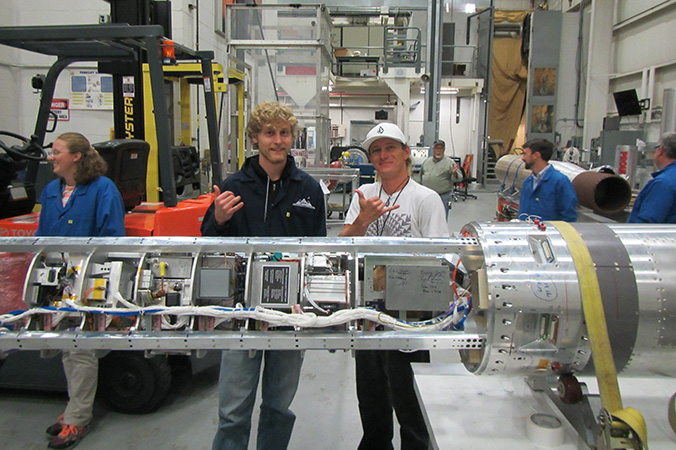 UH Community College Students Prepare To Launch Payload From NASA Flight Facility