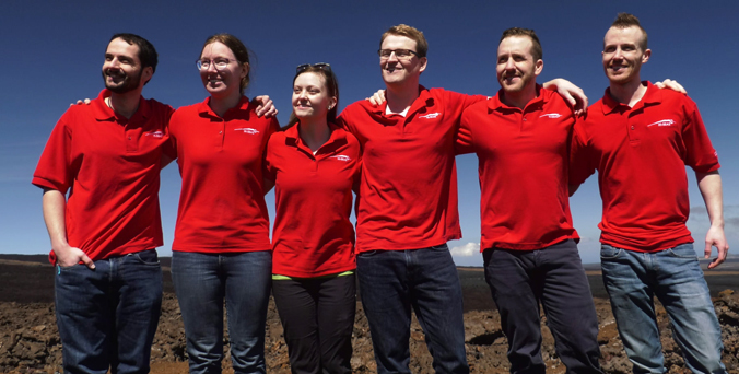Fifth UH Simulated Mars Mission Is In The Books