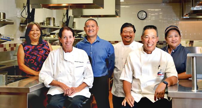 Kaua'i Community College Culinary Arts Program Awarded Accreditation