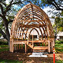 Full-sized albizia house a model of innovation and sustainability at UH