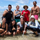 Grant enables UH Mānoa team to study Hawaiʻi's intertidal ecosystem