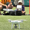 Dozens turn out for inaugural drone boot camp