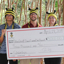 Scholarships awarded to beekeeping students at UH Hilo