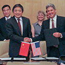 UH reaffirms strong ties with Peking University at 120th anniversary celebration