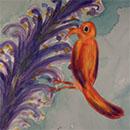 Raising awareness of Hawaiian forest birds through art and music