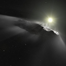 Is the interstellar asteroid really a comet?