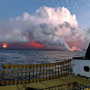 UH investigating effect of Kīlauea eruption on ocean microbes and ecosystem