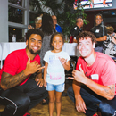 Meet and greet with UH Hilo athletes, coaches a success