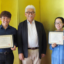 Prestigious Japanese scholarship awarded to two UH students