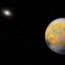 While seeking Planet X, astronomers find a distant solar system object