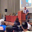 Language meets technology at international conference