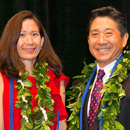 Shidler College of Business inducts distinguished alumni into Hall of Honor