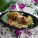 Taste of Mānoa sticks with delicious delicacies