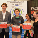 UH Hilo students on top team at business competition