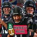 Cheer on the Warriors in the Hawaiʻi Bowl!