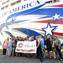 All aboard! Hawaiʻi CC students get inside look at cruise ship industry