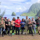 UH Hilo students experience Kalaupapa's history and isolation