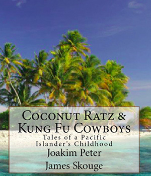Coconut Ratz and Kung Fu Cowboys book cover