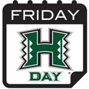 Get your H on! UH Mānoa athletics launches H Day