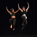 Student choreographers and dancers star in Winter Footholds