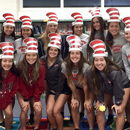 UH Hilo students read Dr. Seuss to elementary students