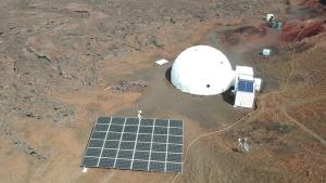 H I S E A S habitat on Mauna Loa